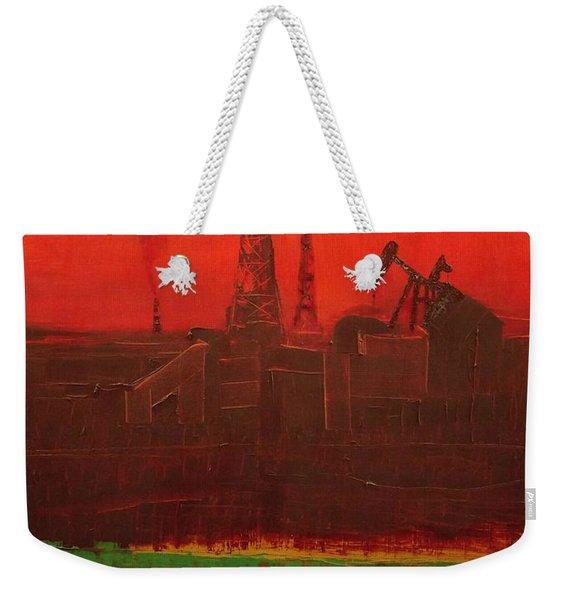Blood Of Mother Earth Weekender Tote Bag
