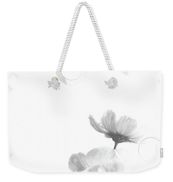 Bloom No. 1 Weekender Tote Bag