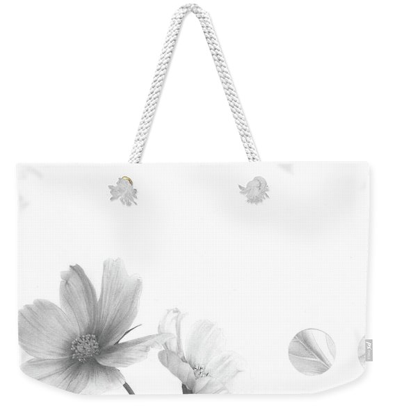 Bloom No. 2 Weekender Tote Bag