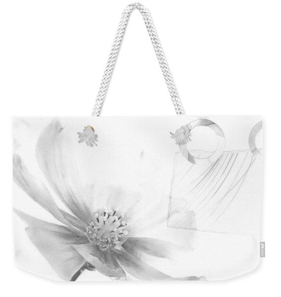 Bloom No. 6 Weekender Tote Bag