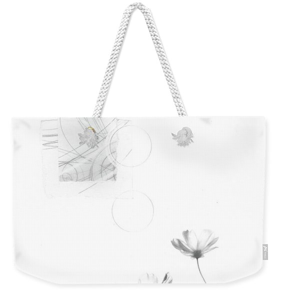 Bloom No. 9 Weekender Tote Bag