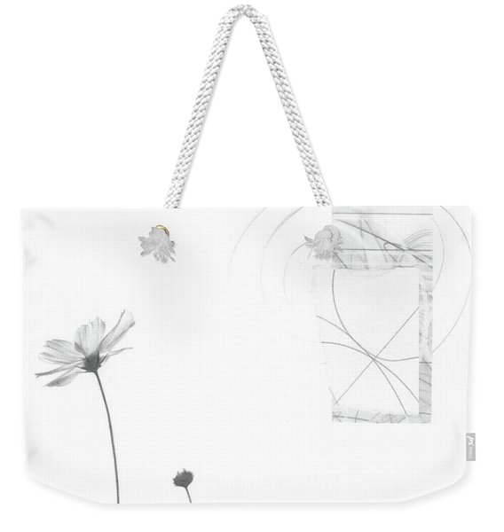 Bloom No. 10 Weekender Tote Bag
