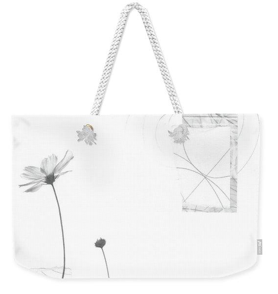 Bloom No. 9 Weekender Tote Bag