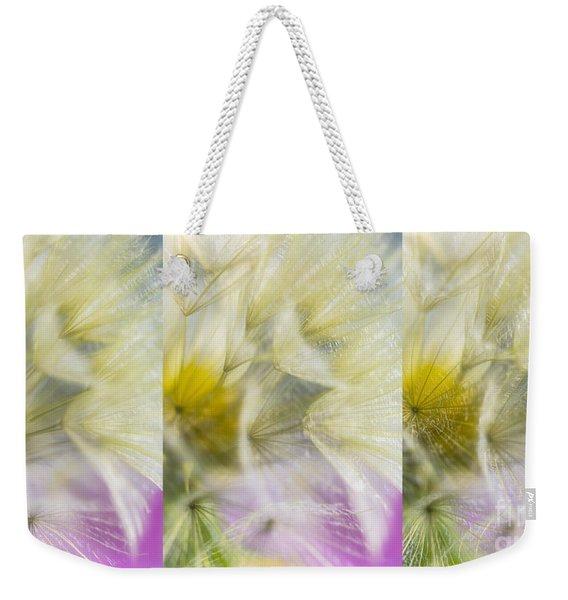 Bloomed 3 Weekender Tote Bag
