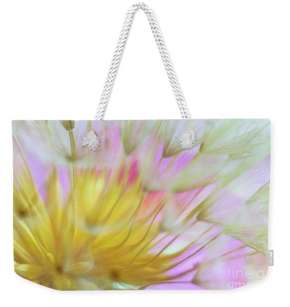 Bloomed Weekender Tote Bag