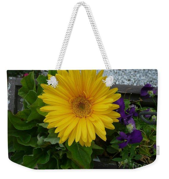 Blooming Flower Weekender Tote Bag