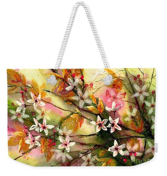 Blooming Magical Gardens II Weekender Tote Bag