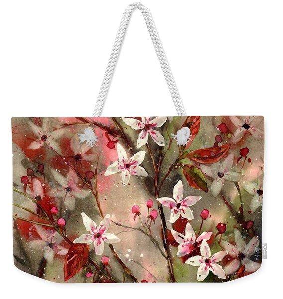 Blooming Magical Gardens Weekender Tote Bag