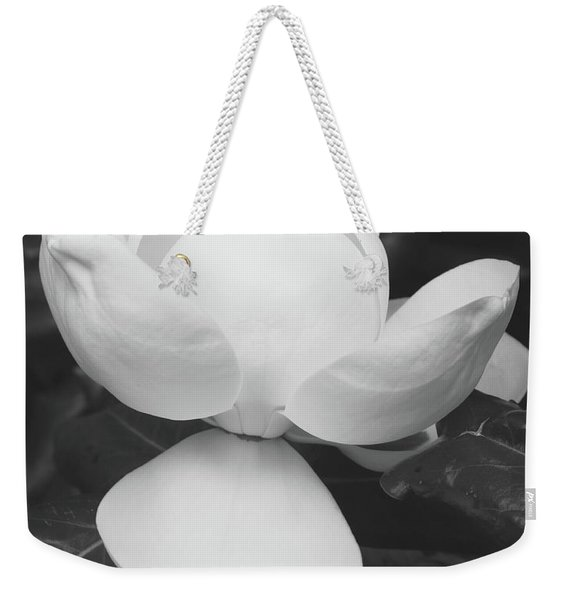 Blooming Magnolia- Art By Linda Woods Weekender Tote Bag