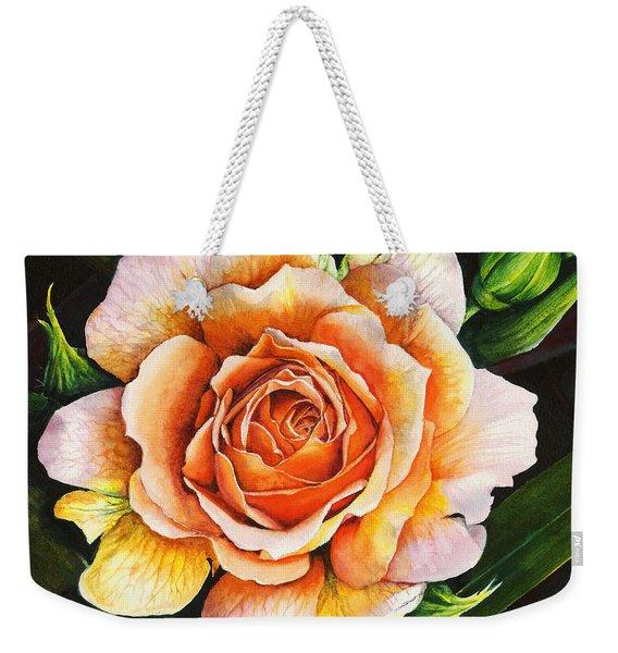 Blooming Marvellous Weekender Tote Bag