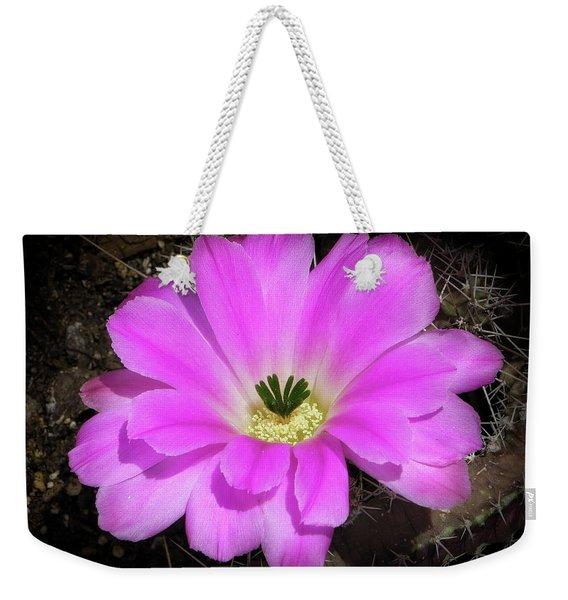 Blooming Pink Weekender Tote Bag