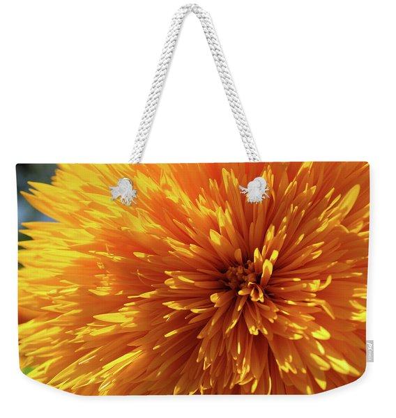 Blooming Sunshine Weekender Tote Bag