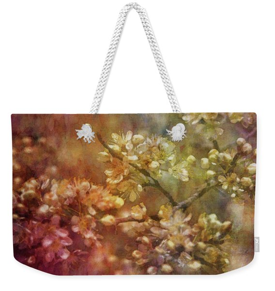 Blossoms 9664 Idp_2 Weekender Tote Bag