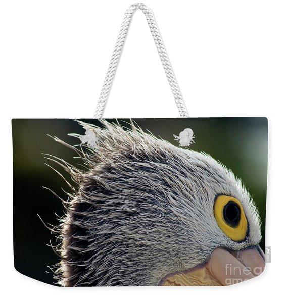 Blowin' In The Wind Weekender Tote Bag