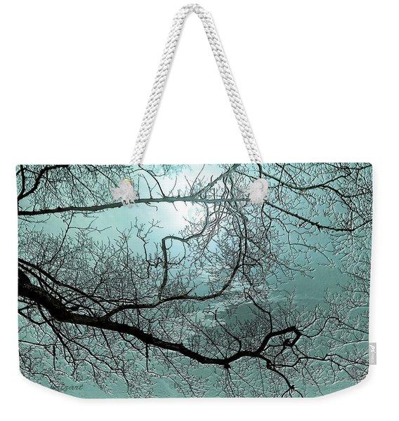 Blue Danube Weekender Tote Bag