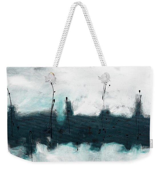 Blue Harbour Weekender Tote Bag