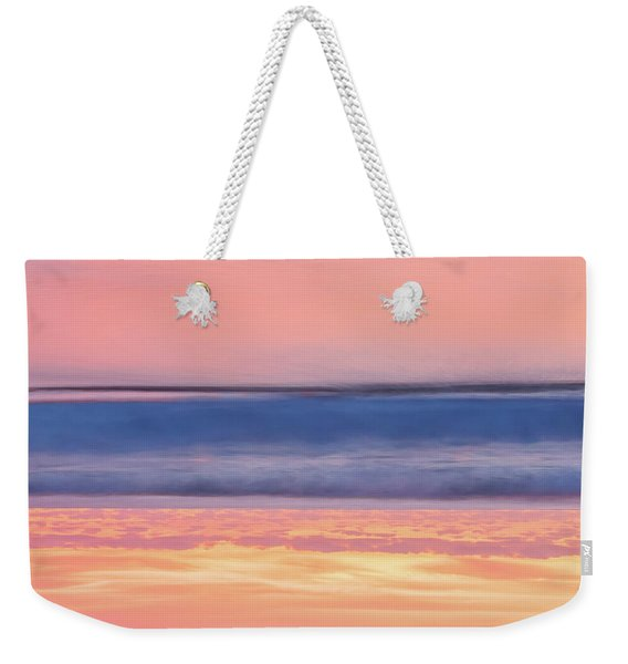 Apricot Delight Weekender Tote Bag