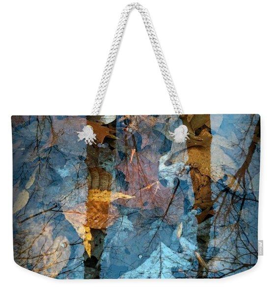 Blue Light Special Weekender Tote Bag