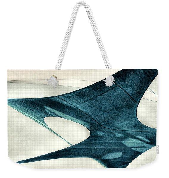 Blue Sails Weekender Tote Bag