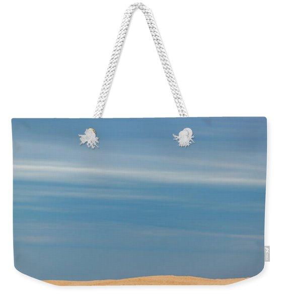 Blue Sky Pelicans Weekender Tote Bag