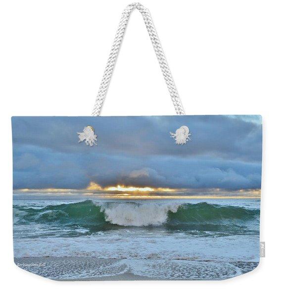Blue Skys 2016 Weekender Tote Bag