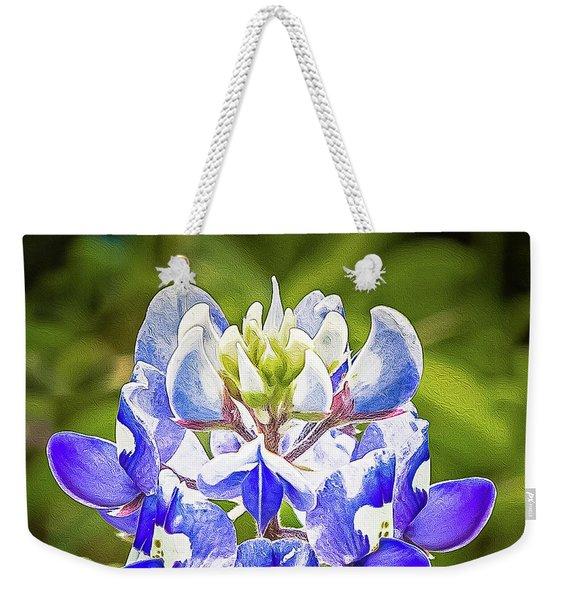 Bluebonnet Cfh1850124-2_hi_rez.jpg Weekender Tote Bag