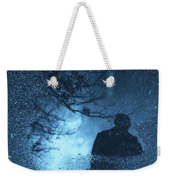 Bluemanright Weekender Tote Bag