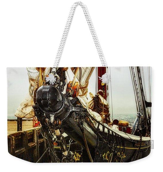 Bluenose II - Nova Scotia, Canada Weekender Tote Bag