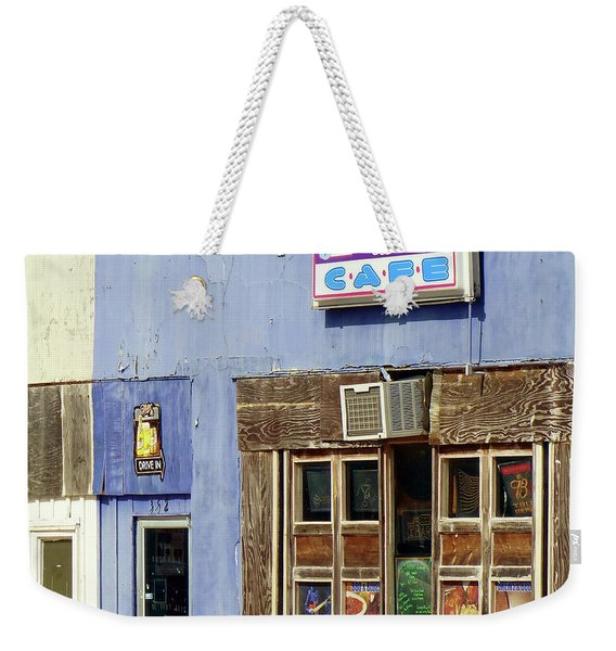 Blues Alley, Clarksdale Weekender Tote Bag