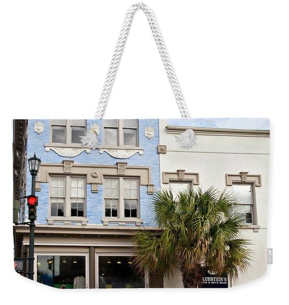 Bluesteins Menswear Charleston Sc  -7434 Weekender Tote Bag