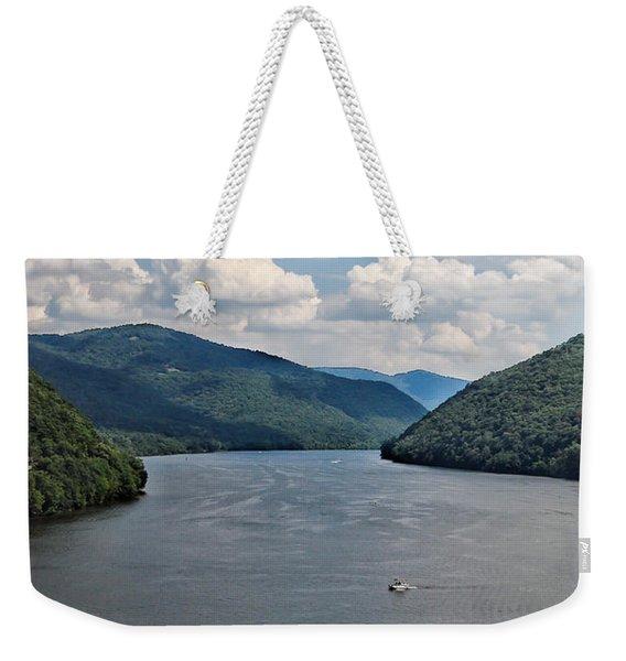 Bluestone Lake - Hinton West Virginia Weekender Tote Bag