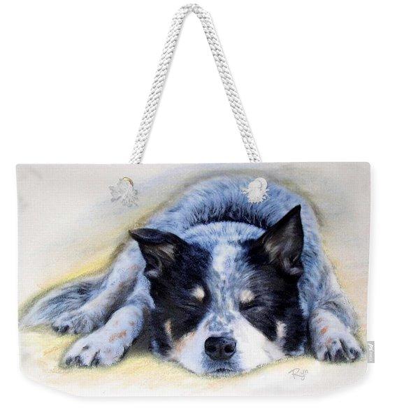 Bluey Weekender Tote Bag