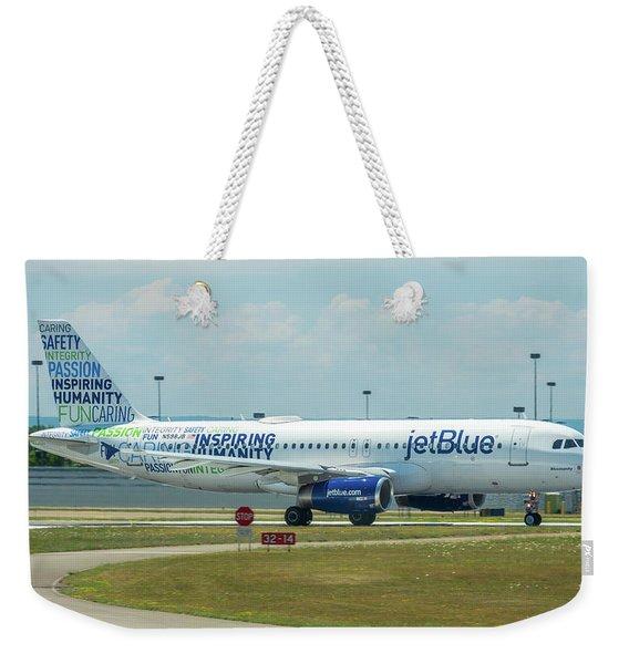 Blumanity N598jb Weekender Tote Bag