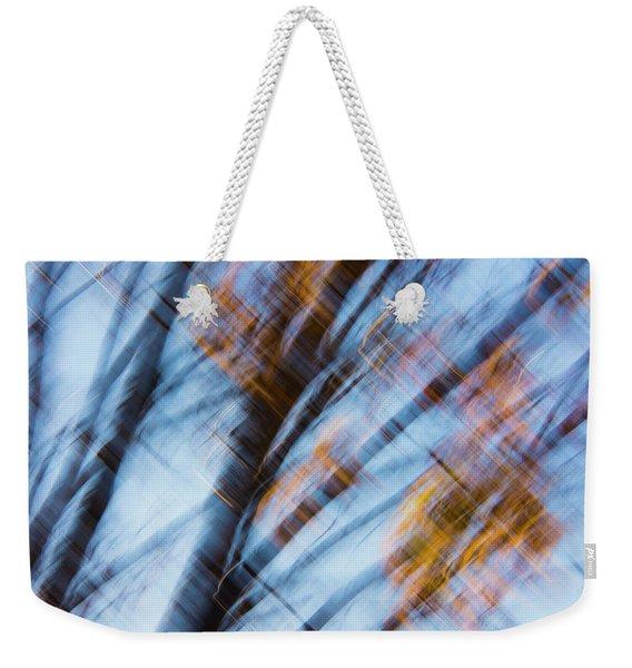 Blur Weekender Tote Bag