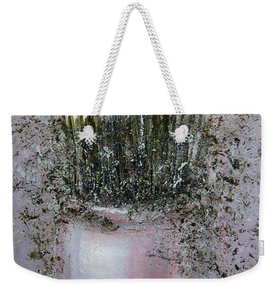 Blush - Original Artwork Weekender Tote Bag