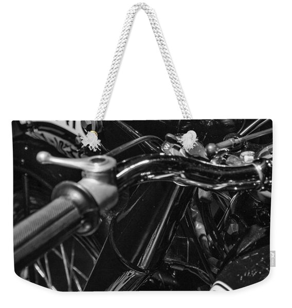 Bmw R5 Weekender Tote Bag
