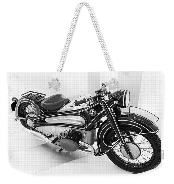 Bmw R7 1934 Prototype Weekender Tote Bag