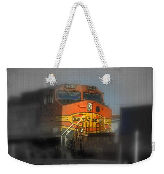 Bnsp Weekender Tote Bag