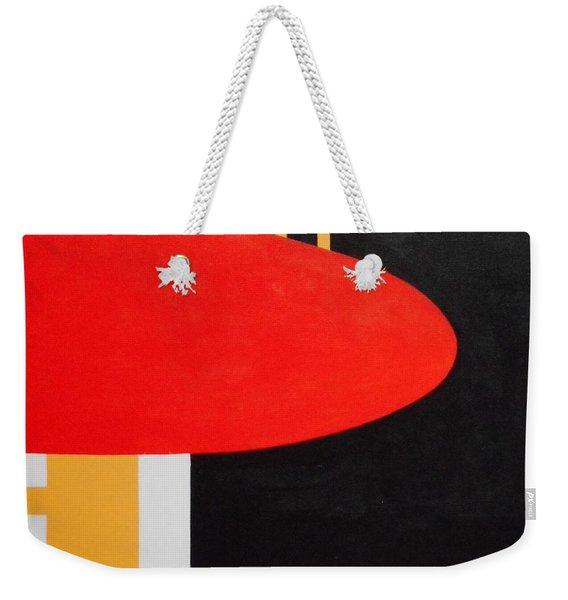 Board Meeting Weekender Tote Bag