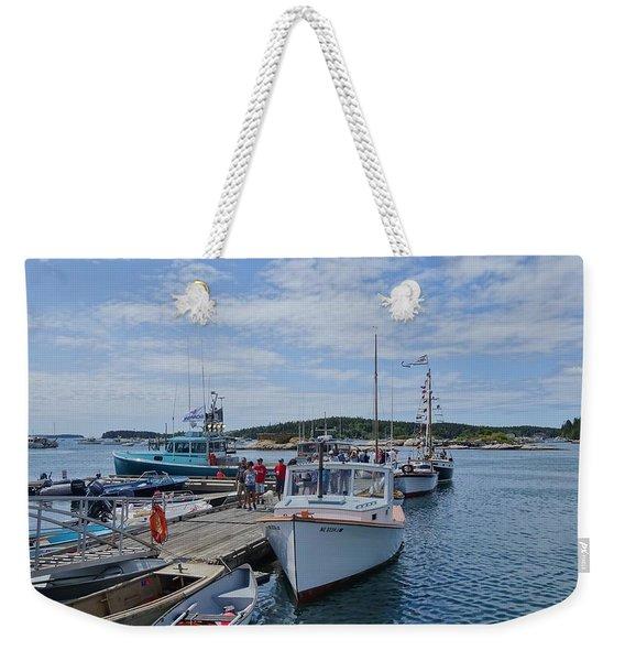 Boat Emporium Weekender Tote Bag