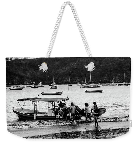 Boats And Boards  Weekender Tote Bag
