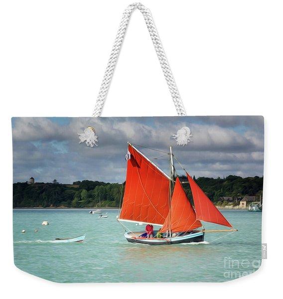 Boatshow 2 Weekender Tote Bag