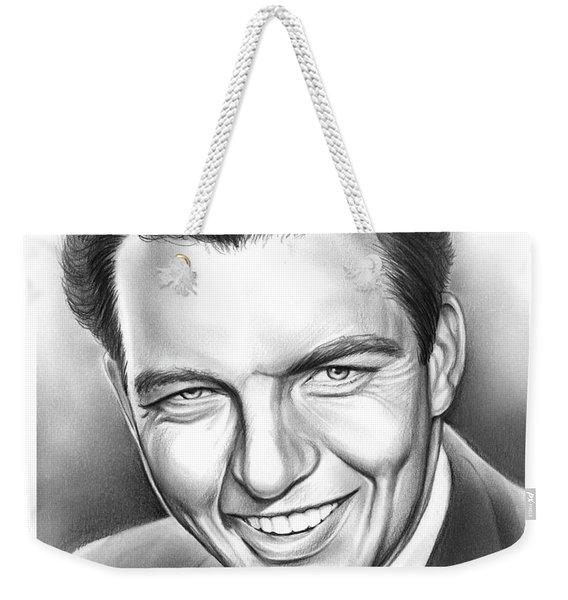 Bob Bailey Weekender Tote Bag