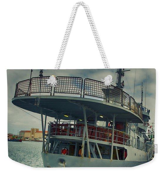 Bob Barker Weekender Tote Bag
