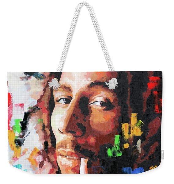 Bob Marly IIi Weekender Tote Bag