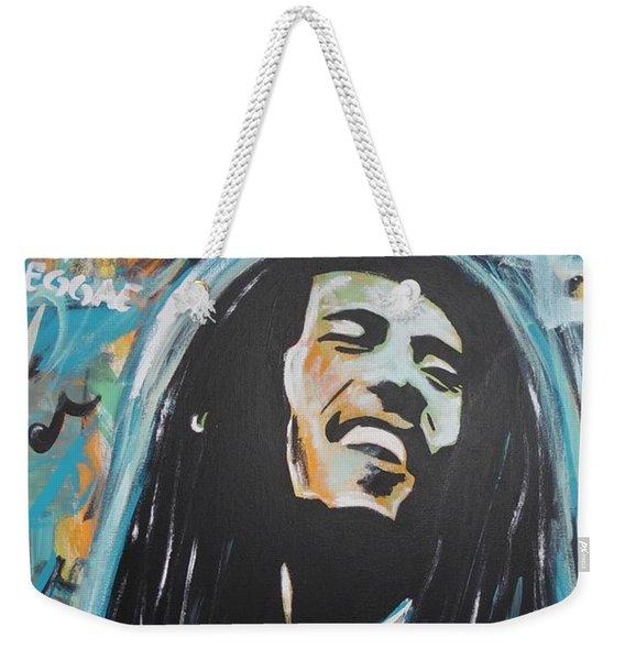 Bob The King Weekender Tote Bag