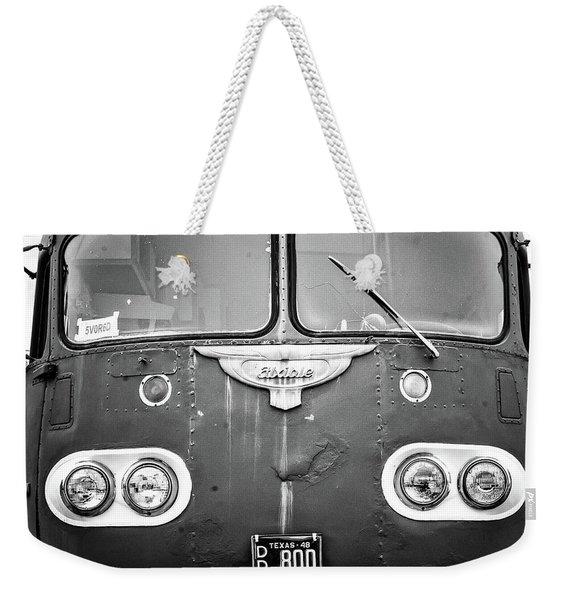 Bob Wills Tour Bus Bw Weekender Tote Bag