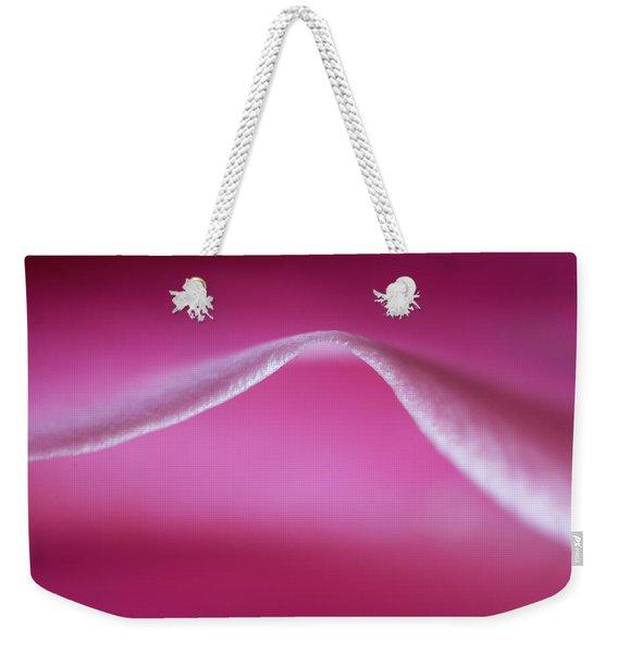 Bodacious Curve Weekender Tote Bag