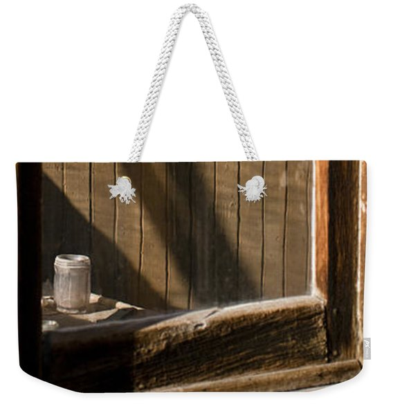 Weekender Tote Bag featuring the photograph Bodie 19 by Catherine Sobredo