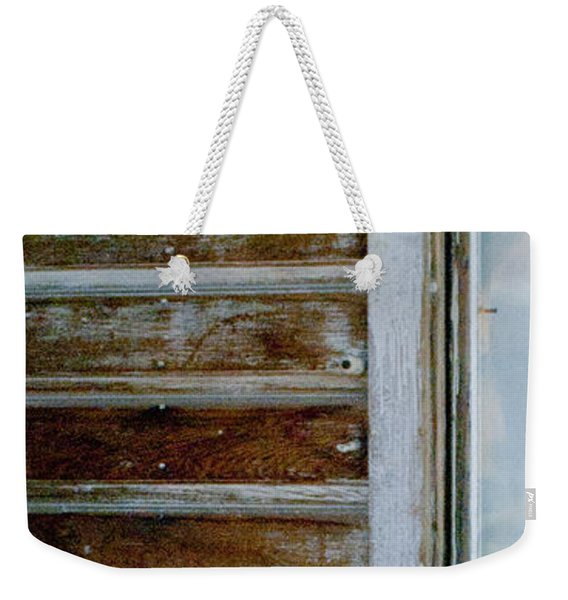 Weekender Tote Bag featuring the photograph Bodie 41 by Catherine Sobredo